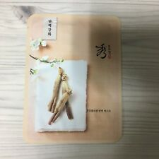 1SHEET SOORYEHAN RED GINSENG COLLAGEN MASK PACK - FIRMING