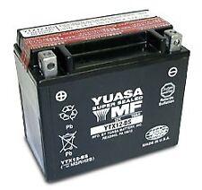 Yuasa YTX12-BS Aprilia RSV 1000 Mille '00 AGM Fresh Pack 12 Volt Battery