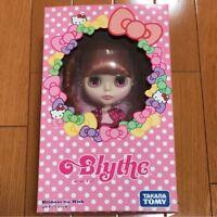 Neo Blythe Ribbonetta Wish x Hello Kitty RARE Takara Tomy CWC Limited Japan F/S