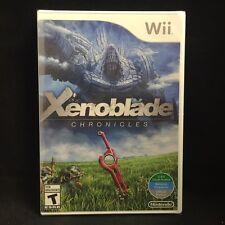 Xenoblade Chronicles   (Nintendo Wii, 2012) Asia Version / US Region / NEW