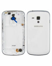 ★ SAMSUNG GALAXY S DUOS S7562 FULL BODY HOUSING COVER WITH BACK PANEL (WHITE) ★