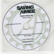 (GI585) Saving Aimee, Fresh Since 88 - 2009 DJ DVD