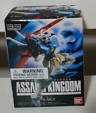 BANDAI MOBILE SUIT GUNDAM ASSAULT KINGDOM FIGURINE! NEW YG-111 G-SELF NO 33!