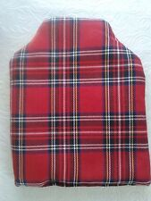 Unscented Microwave Wheat Bags Hot Water Bottle Alternative Valentines Day Red
