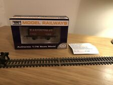 DAPOL Geo J COCKERELL & Co WAGON-BY ROYAL WARRANT - Ltd EDITION - 176/1000-boxed