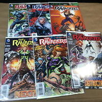 DC The Ravagers  Lot of 6 Comics  7 8 9 10 11 12