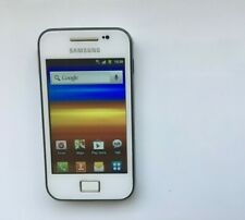 SAMSUNG GALAXY ACE S5830i ANDROID 3G SMARTPHONE *WHITE*UNLOCKED*