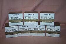 (7) Revlon Eterna '27' Moisture Cream with Progenitin, 2 oz./56.7 g. NEW in Box