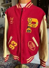 Varsity Football & Basketball Skookum Prairie High Washington Letterman Jacket