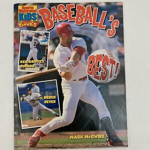 Sports Illustrated for Kids September 1999 Mark McGwire Derek Jeter Griffey Jr.