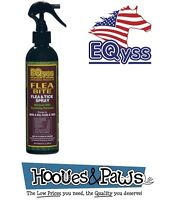 Eqyss Natural Dog Flea Tick Spray and Control 8oz