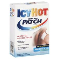 Icy Hot Medicated Patch w/ Menthol - Extra Strength (5 Patches/Box)