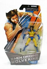 "Hasbro X-Men Wolverine Origins Comic Series 3.75"" Unmasked Wolverine Figure"