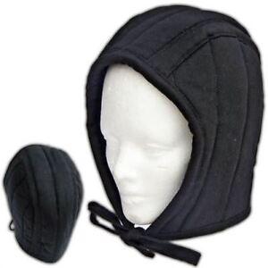 Medieval Renaissance Middle Ages Cotton Padded Battle Coif Arming Cap Hat