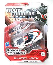 Transformers Prime Hasbro deshacerse Wheeljack sin usar y en caja sellada