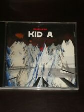 RADIOHEAD - KID A, CD Compact disc, THOM YORKE, Everything in its Right Place