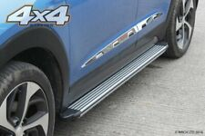For Land Rover Discovery 3 & 4 Side Steps Running Boards Set - Type 5