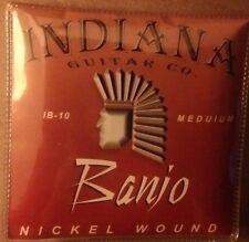 INDIANA 5 string banjo strings MEDIUM