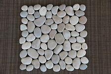 NEW Balinese Pebble Stone Tile Sheets - Mosaic Pebble Tiles - Balinese Tiles