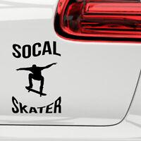 Auto Aufkleber Sticker Socal Skater Skateboard Skate South Southern California