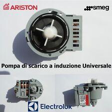 Pompa di Scarico Plaset Magnetica Universale per Lavatrici e Lavastoviglie