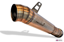 YAMAHA YZF-R6 2006-2016 GP MEGAPHONE EXHAUST CAN (MP-1)