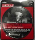 Craftsman 32175 6 in. x 9/16 Stack Dado Set for Radial & Table Saws (5 pc. Set)