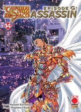 Planet Manga - I Cavalieri dello Zodiaco Episode G Assassin 14 - Nuovo !!!