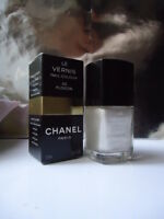 05 FLOCON Bridal Chiffon White CHANEL NAIL VARNISH NEW IN BOX RARE 1st RELEASE