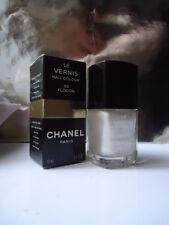 05 FLOCON Bridal Chiffon White CHANEL NAIL VARNISH NEW IN BOX RARE 1st RELEASE