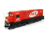Miniature Electric Locomotive G22CU ALL Phase II HO Frateschi 3043 Collectible 1