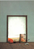 Kunstkarte Postcard Art Der Umzug The Move Quint Buchholz