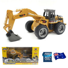 AU Remote Control Excavator RC Construction Tractor Vehicle Truck Digger RC Car