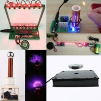 Creative Game/Tesla Coil/Laser Harp/Magnetic Levitation for Science DIY Kit lot