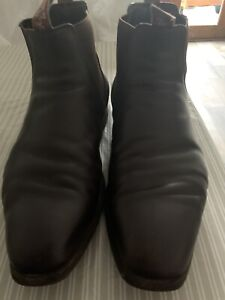 Mens rm williams Comfort boots size 12 rrp £350
