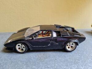 Lamborghini Countach - Bburago 1:18 1/18 1-18