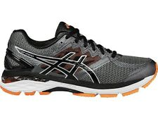 New Asics T608N.9790 GT-2000 4 Carbon / Black Men's Running Shoes Size 8 4E US