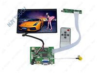 N070ICG-LD1 1280X800 IPS Screen Plus HDMI VGA AV Remote LCD Driver Board DIY Kit
