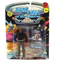 Star Trek The Next Generation Lieutenant Worf 1994 Playmates
