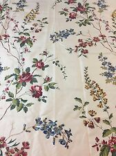 REMNANT Off Cut Zoffany Fabric Curtain Blind Cushion Craft 135x98cm RRP£79.00