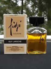 Fidji Cologne 2 Oz. 90% Full Guy Laroche Paris Original Box