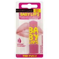 Maybelline bébé lèvres 8H Hydratation Baume à levrès ROSE PUNCH couleur