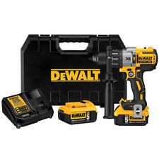 DeWALT DCD996P2 20-Volt 1/2-Inch 3-Speed 5.0Ah Lithium-Ion Hammer-Drill Kit