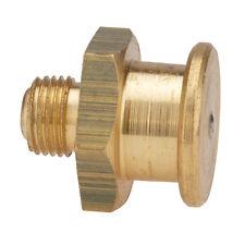 M8 x 0,75 [100 Stück] DIN 3404 Ø16mm Flachschmiernippel Messing