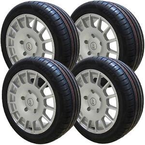 "BK350 18"" Alloy Wheels Tyres T5 Transporter 5x120 Load Rated 5000Kg M-Sport OZ"