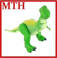 """Toy Story 1 REX Dinosaur Poseable figura Thinkway Juguetes Disney Pixar 11"""" de alto en muy buena condición"""
