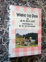 1927~ Winnie the Pooh, A.A.Milne, Early US Edition, First Form