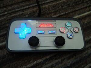 MadCatz RetroCon Playstation 2 Gamepadl - PS2 Retro Con LED Controller