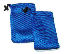"Small Mesh Dive Bag, Goodie Bag, Shell Collecting 5"" x 3.5""   2 pack"