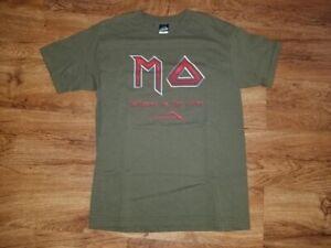 Lakai Mike Mo Capaldi Skateboard M Vtg Shirt Shoe Iron Maiden hallowed thy name